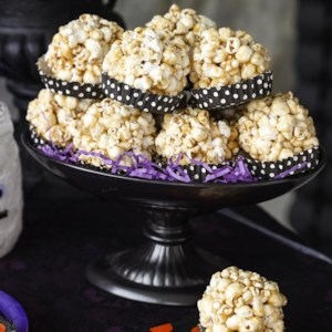 The History of Popcorn Balls and How to Make Them