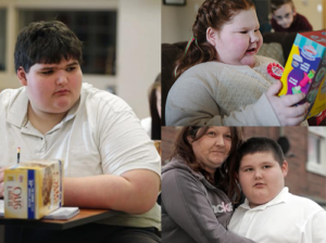 The Problem Of Obesity In Teenagers