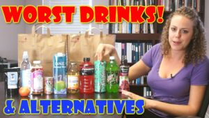 Weight Loss Advice – Top 10 Worst Drinks