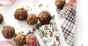 Three Classic Christmas Treats to Make and Give