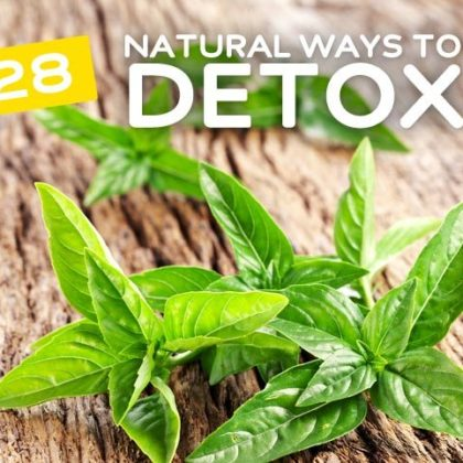 Seven Ways to Holistic Detox