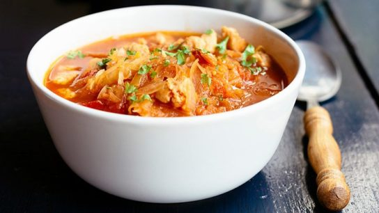 Testing the Cabbage Soup Diet – Day 4