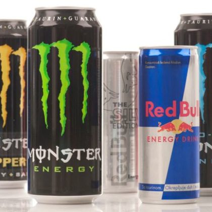 Watch The Amount Of Caffeine In Energy Drinks