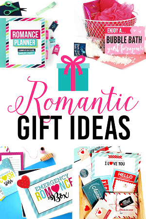 100 Great Romantic Ideas