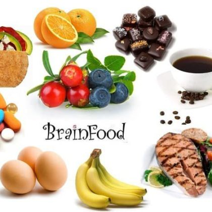 Brain Foods for Better Memory