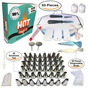 Cake Decorating Tools Offer a Great Look to the Cakes