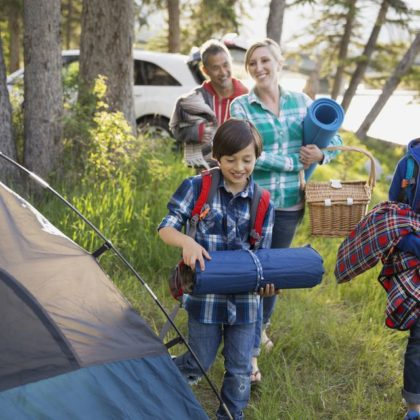 Camping For Beginners – The Complete Checklist