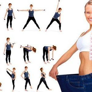 Exercise for Weight Control