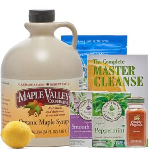 Fast Weight Loss With The Master Cleanse Diet