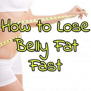 How To Reduce Belly Fat Fast And Healthy