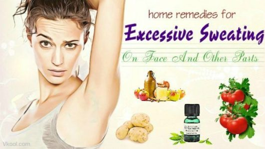 How to Stop Sweating Using Natural Remedies