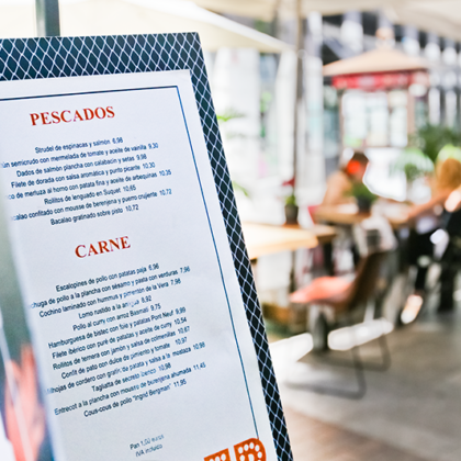 How to Understand the Menu in a Spanish Restaurant