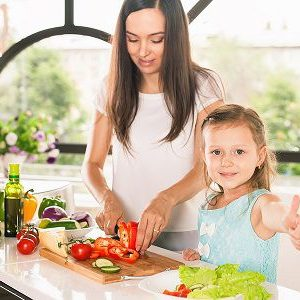 Paleo Healthy Eating for Our Kids