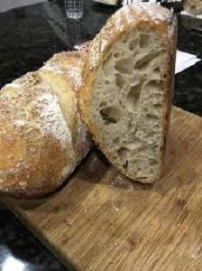 Sourdough crumb. | The Fresh Loaf