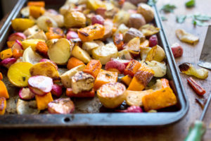 The Benefits of Roasting Foods