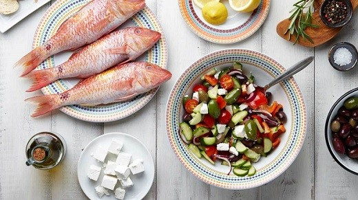 The Mediterranean Diet in a Nutshell