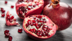 The Pomegranate Fruit For Better Heart And Eye Health