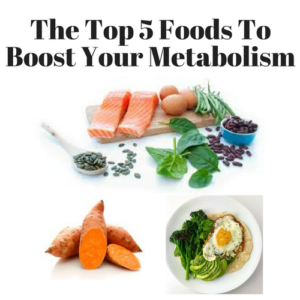 How to Lose Fat – Top Five Foods That Increase Metabolism