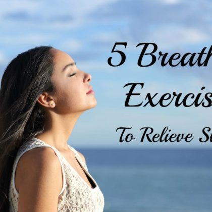 Reduce Stress With Your Breath