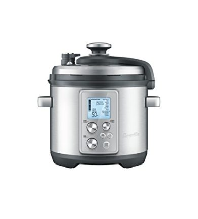 Breville BPR700BSS Fast Slow Pro Multi Function Cooker, Brushed Stainless Steel