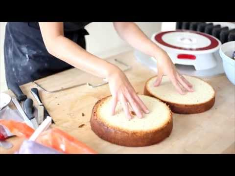 How to Make a Pinata Cake  | Baking Mad Video.