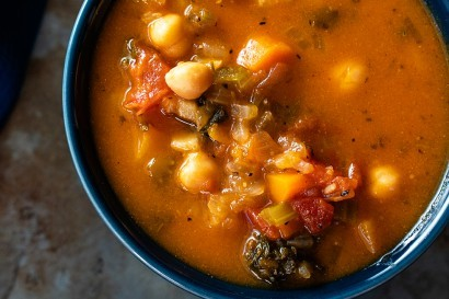 Tuscan Bean and Kale Soup