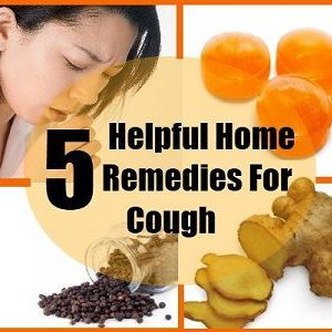5 Useful Home Remedies for a Cough