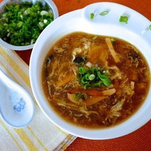 Has anyone a decent Hot and Sour soup base recipe?