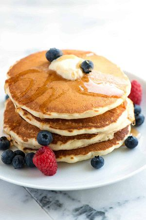 Pancakes – Simple Pancake Recipe