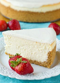 The Original New York Cheesecake Recipe