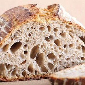 Sour dough ferments using probiotics