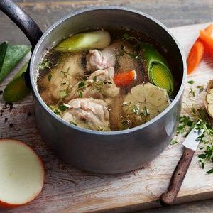 Tips For Preparing Chicken Stock For Chicken-Based Soups
