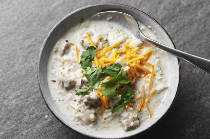 Creamy White Chicken Chili | Tasty Kitchen: A Happy Recipe Community!