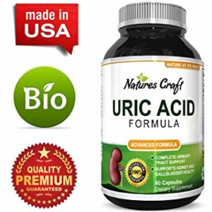 How to Lower Uric Acid in the Body Using Diet Food Supplements