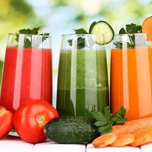 Vegetable Juice for Health & Vitality!
