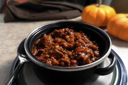 Homestyle Harvest Instant Pot Chili