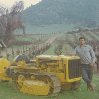 History of the Demostene Ranch – RIDGE VINEYARDS