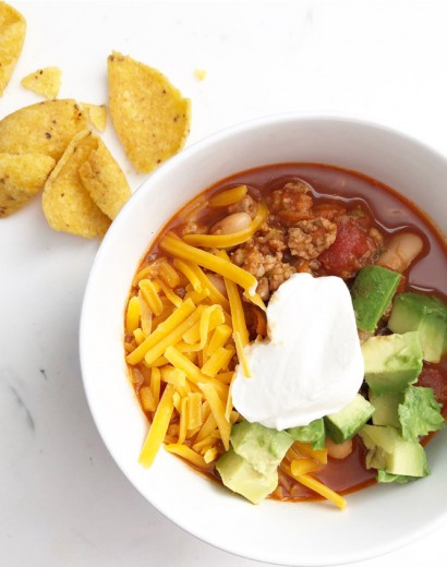Ground Turkey Chili | Tasty Kitchen: A Happy Recipe Community!
