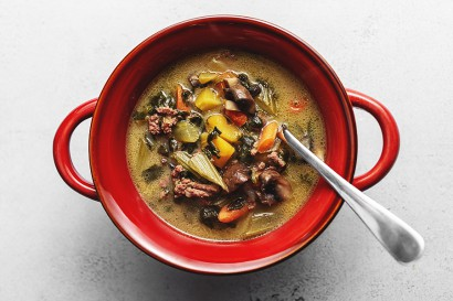Autumn Vegetable Beef Soup | Tasty Kitchen: A Happy Recipe Community!