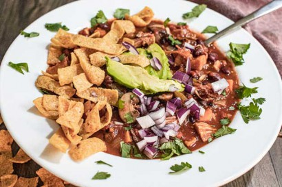 Instant Pot Jackfruit Chili | Tasty Kitchen: A Happy Recipe Community!