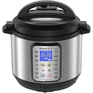 Instant Pot DUO Plus 8 Qt 9-in-1 Multi- Use Programmable Pressure Cooker, Slow Cooker, Rice Cooker, ...