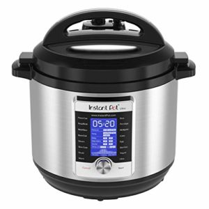 Instant Pot Ultra 8 Qt 10-in-1 Multi- Use Programmable Pressure Cooker, Slow Cooker, Rice Cooker, Yo...