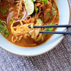Perfect time of year for chicken khao soi