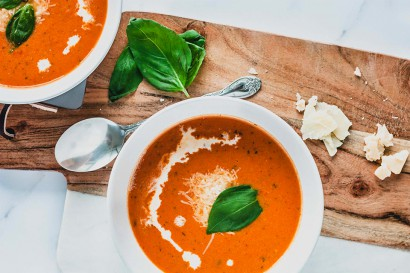 Creamy Keto Tomato Soup | Tasty Kitchen: A Happy Recipe Community!