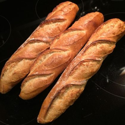 Part 2 - The simple pleasures of IDY baking