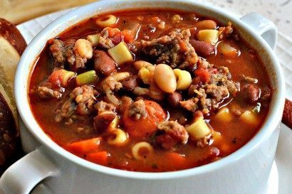 Pasta e Fagioli | Tasty Kitchen: A Happy Recipe Community!