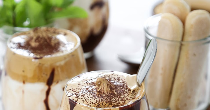 Whipped Tiramisu Coffee