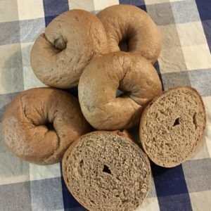 Whole-wheat bagels | The Fresh Loaf