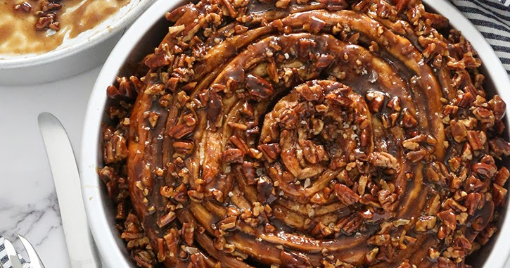 Giant Sticky Bun