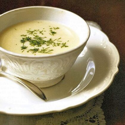 Has anyone here ever made a Horseradish Cream Soup?